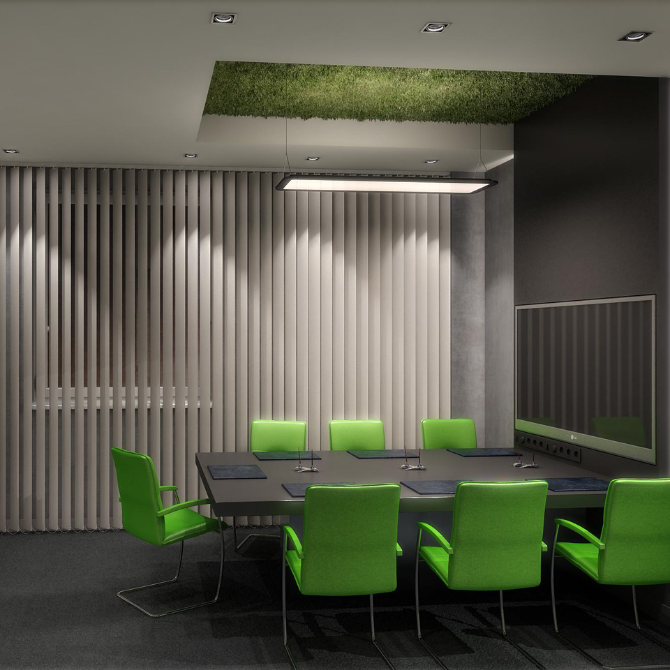 Fit–Out meeting room